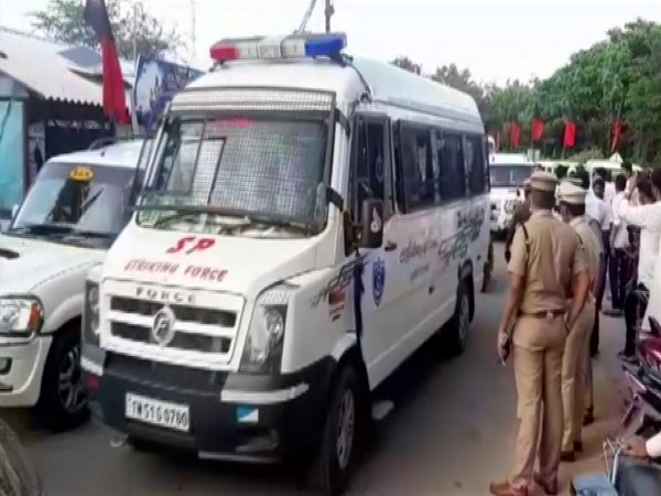 Tamil Nadu Police detains Udhayanidhi Stalin for organising launch event of DMK's election campaign without permission (Photo/ANI)