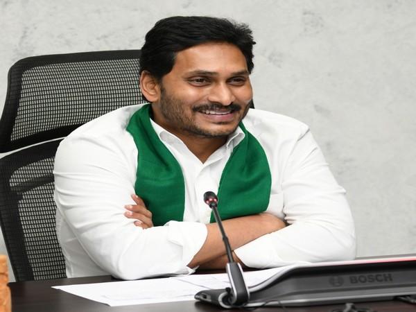 Andhra Pradesh Chief Minister Y S Jaganmohan Reddy (File Photo/ANI)