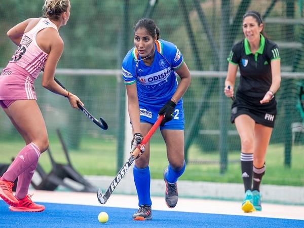 Gurjit Kaur (Image: Hockey India)