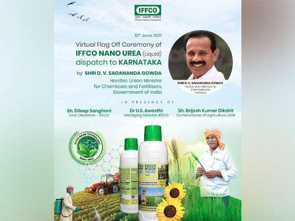 Use of Nano Urea by farmers will not only improve soil health, and crop productivity, but will also reduce the use of chemical fertilizers. (Photo: IFFCO)