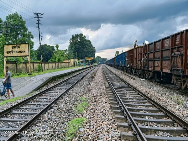 With this, the commercial services on the railway link between India and Bangladesh, which had been defunct since 1965, have started.