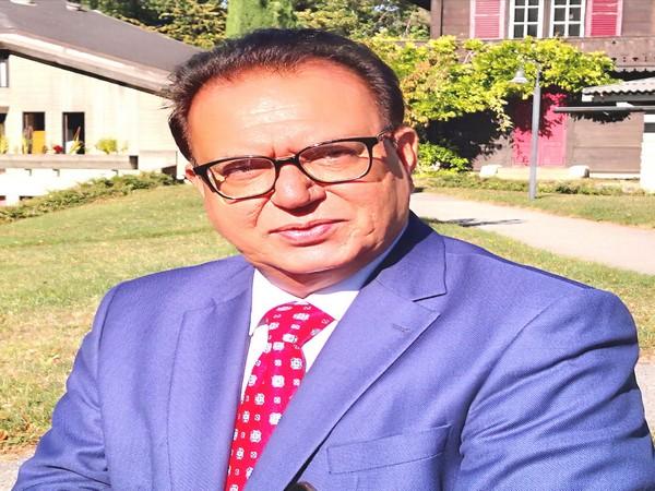 United Kashmir People's National Party (UKPNP) chairman Sardar Shaukat Ali Kashmiri