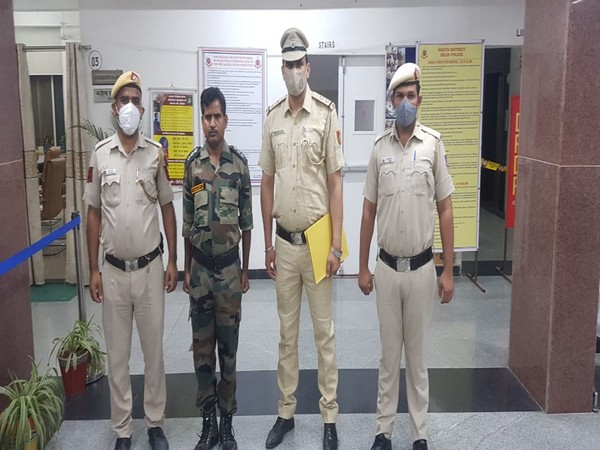 Man held for impersonating army officer in Delhi