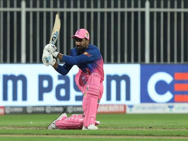 Rajasthan Royals' Rahul Tewatia (Photo/ iplt20.com)