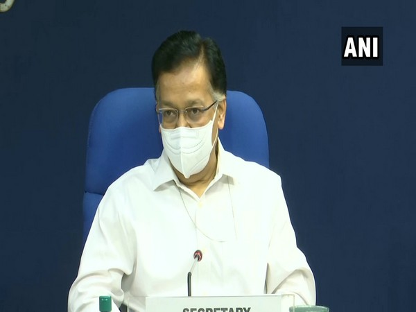 Union Health Secretary Rajesh Bhushan. (Photo/ANI)