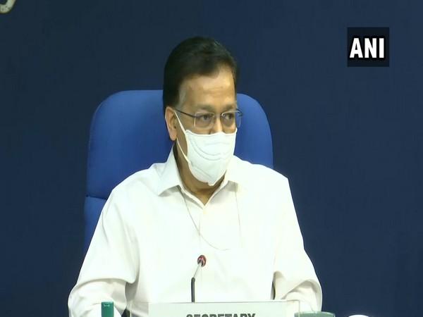 Health Secretary Rajesh Bhushan