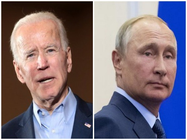 US President Joe Biden and Russian President Vladimir Putin