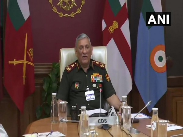 Chief of Defence Staff General Bipin Rawat. (Photo/ANI)