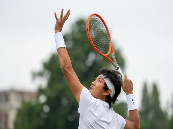 Zhang Zhizhen (Photo: Wimbledon)