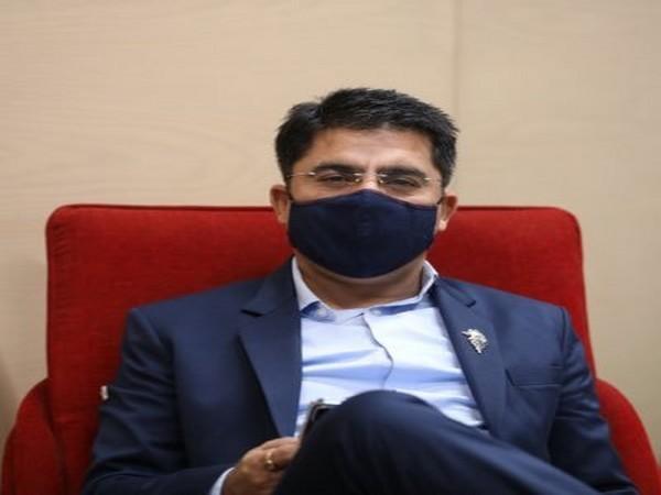 Journalist Rohit Sardana. (Photo: Twitter @sardanarohit)