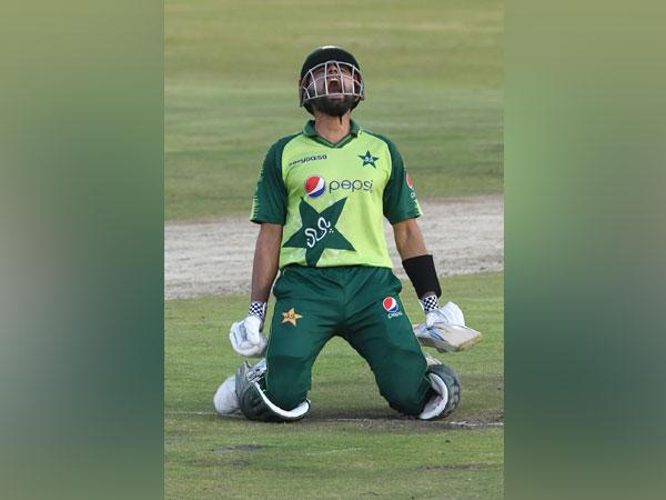 Pakistan skipper Babar Azam (Image: ICC)