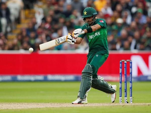 Pakistan's limited-overs skipper Babar Azam