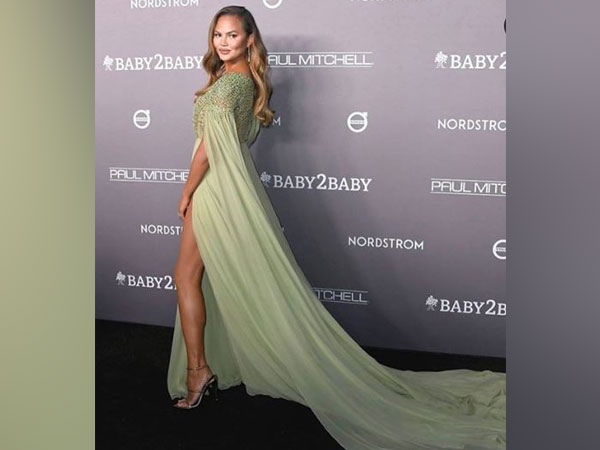 Chrissy Teigen shares an adorable picture with her 'stylist' daughter