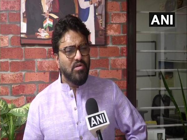 Union Minister Babul Supriyo (File photo)