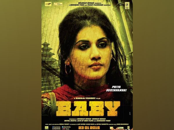 Poster of 'Baby', Image courtesy: Twitter