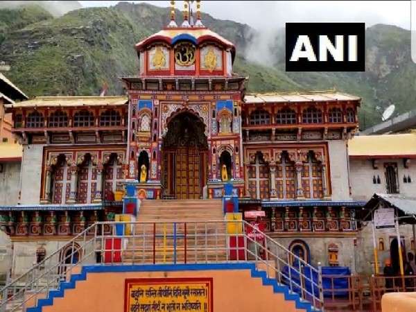 Portals of Badrinath temple have been closed ahead of the Lunar Eclipse.