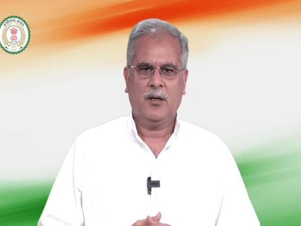 Chhattisgrah Chief Minister Bhupesh Baghel (File Photo/ANI)
