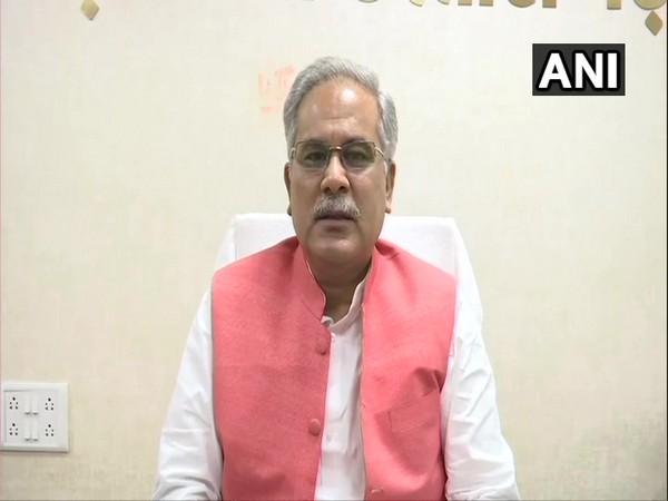 Chhattisgarh Chief Minister, Bhupesh Baghel (File Photo)