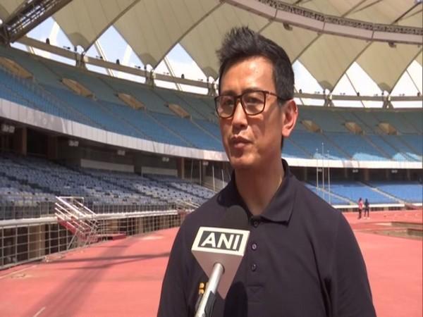 Former football captain Bhaichung Bhutia