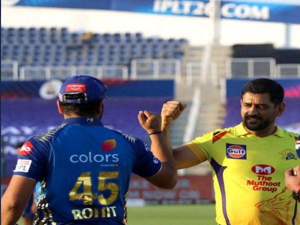 Rohit Sharma and MS Dhoni (Photo/ iplt20.com)