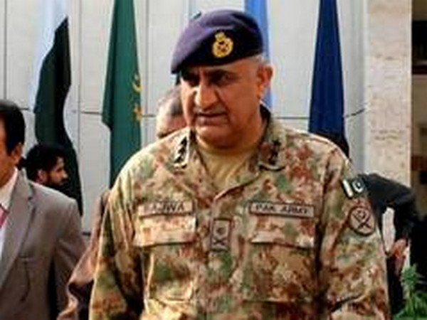 akistan Army Chief General Qamar Javed Bajwa