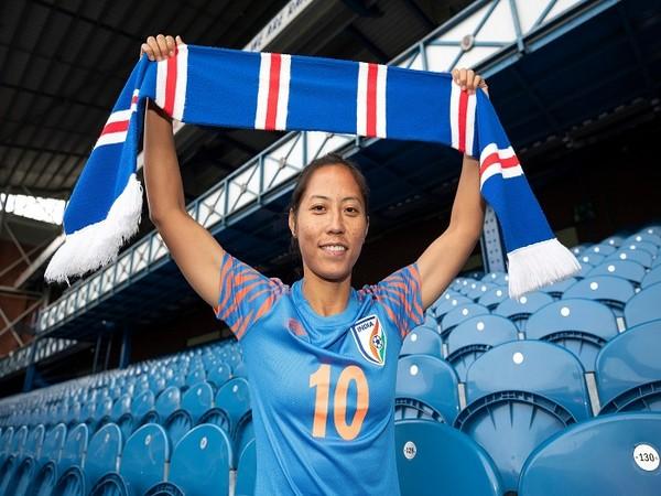 Bala Devi (Photo/ Rangers FC Twitter)