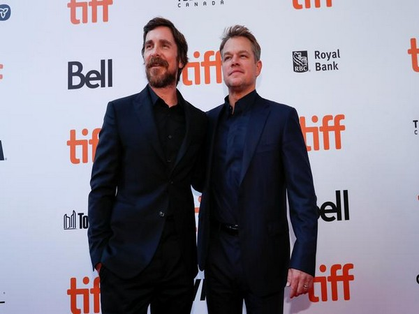 Christian Bale and Matt Damon