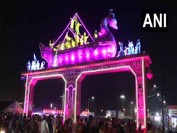 Bali Yatra festival inaugurated in Cuttack on Tuesday