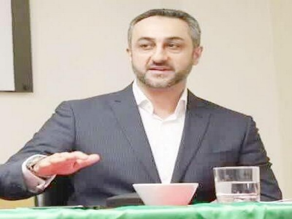 Free Balochistan Movement's President Hyrbyair Marri