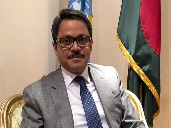 Bangladesh Deputy Foreign Minister Shahriar Alam