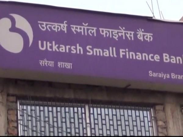 Utkarsh small financial bank