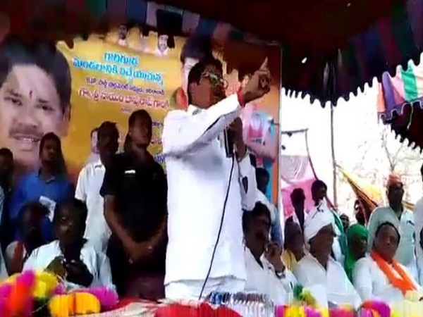 BJP MP from Adilabad, Soyam Bapu Rao