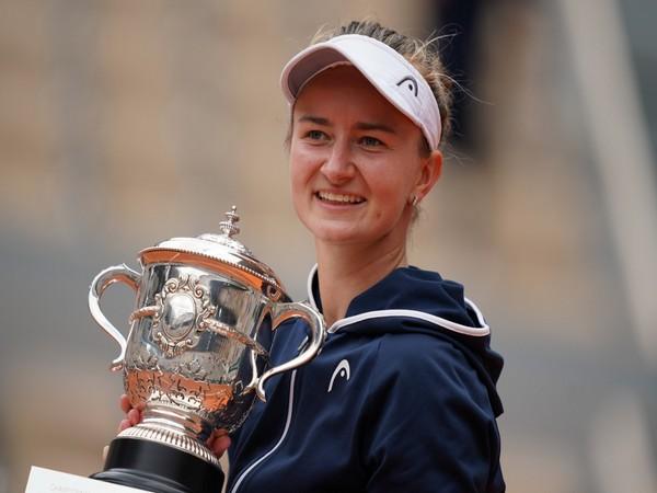 Barbora Krejcikova (Photo/ Roland Garros Twitter)