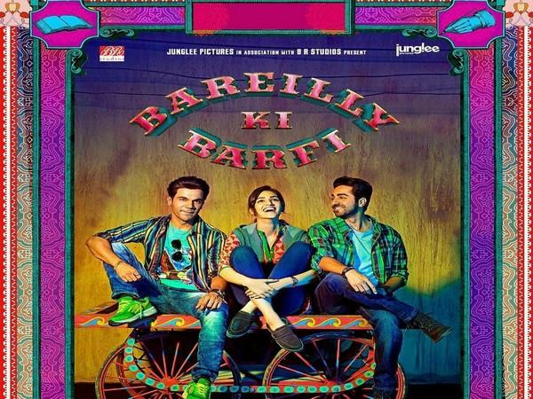 Poster of Bareilly Ki Barfi (Image source: Instagram)