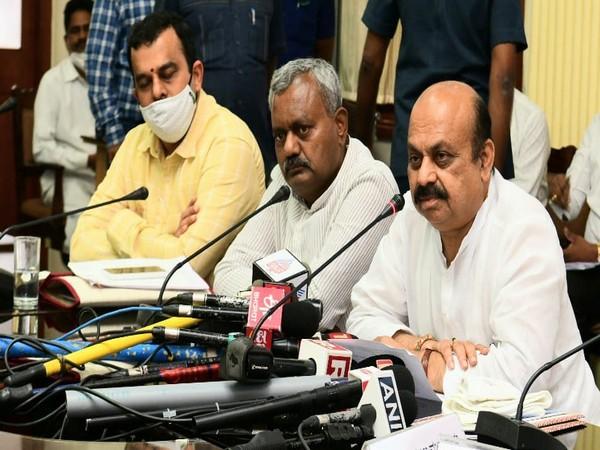 Bengaluru Chief Minister Basavaraja Bommai (Photo/ANI)