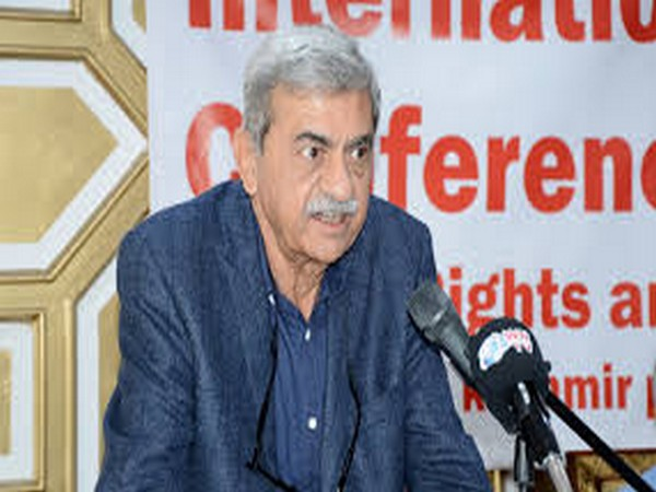 Human Right activist Abdul Baseer Naveed (File Photo)