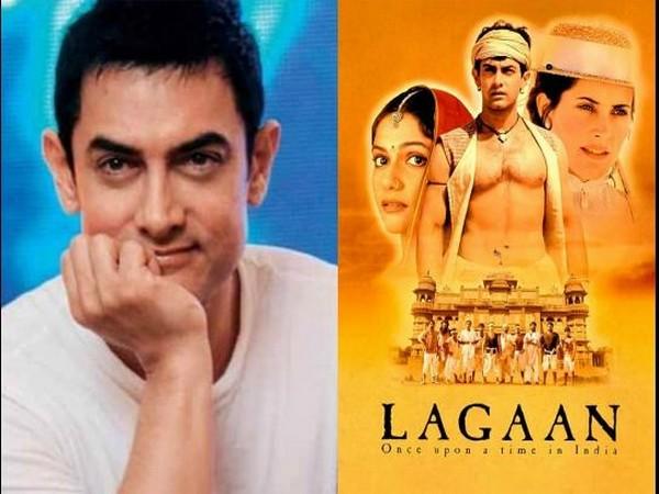 Aamir Khan, Poster of 'Lagaan' (Image Source: Instagram)