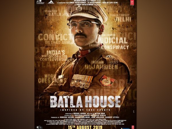 Poster of 'Batla House', Image courtesy: Instagram
