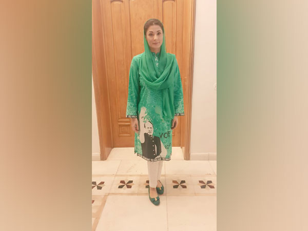 PML-N leader Maryam Nawaz donning the kurta demanding Nawaz Sharif's release from jail