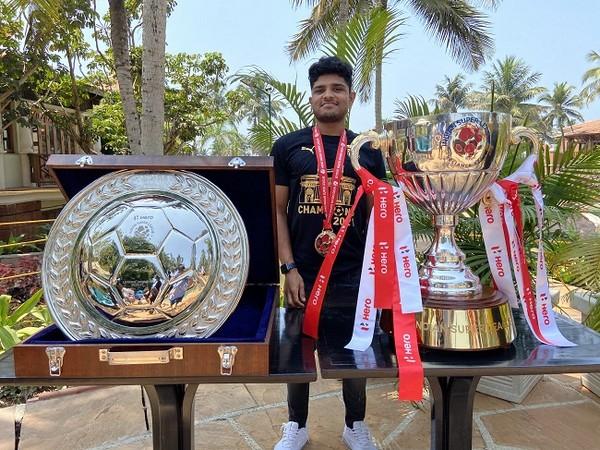 Amey Ranawade (Image: Mumbai City FC)