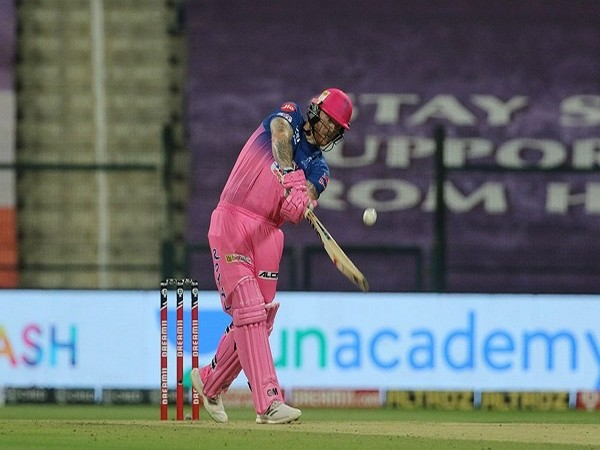 Rajasthan Royals all-rounder Ben Stokes (Image: BCCI/IPL)