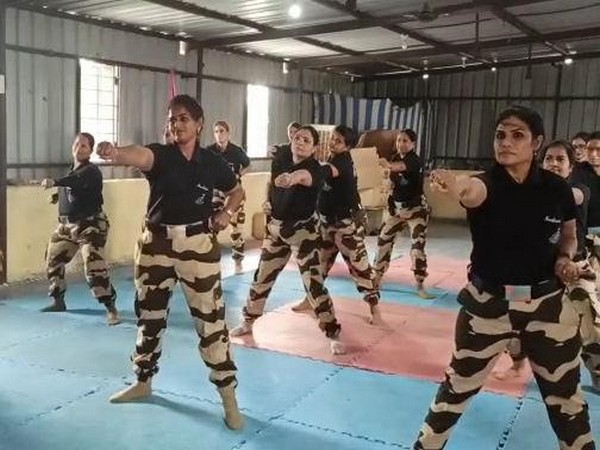 'Special 40' team of women in Indore (Photo/ANI)