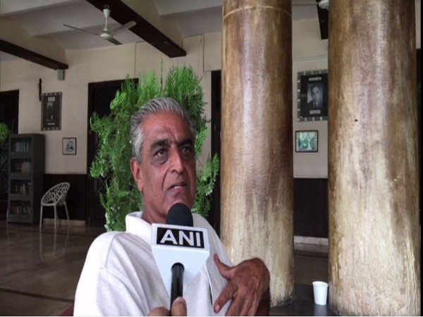 Former BCCI secretary Sanjay Jagdale