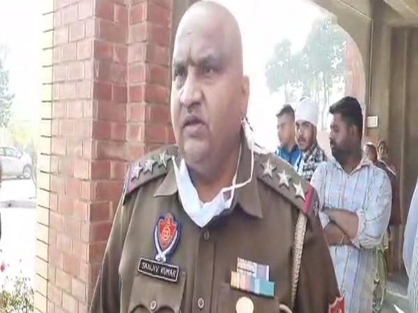 SHO Sanjiv Kumar, Vallah Police Station
