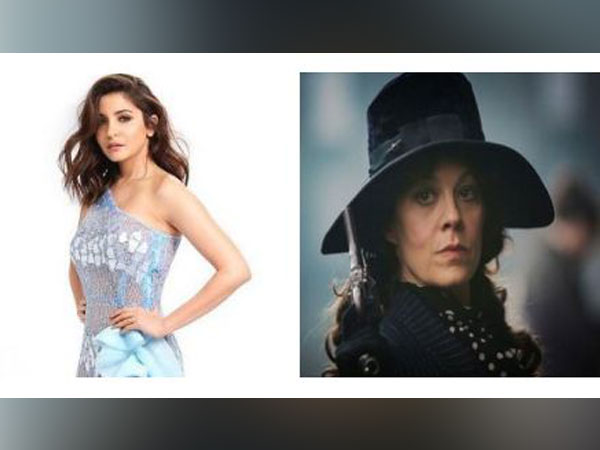 Anushka Sharma, Helen McCrory (Image Source: Instagram)