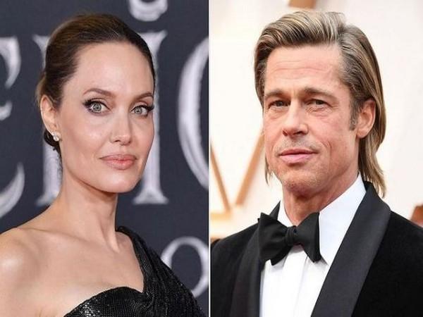 Angelina Jolie and Brad Pitt (Image Source: Instagram)