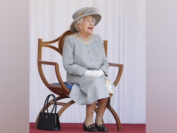 Queen Elizabeth (Image Source: Instagram)