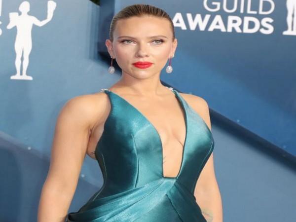 Scarlett Johansson (Image Source: Instagram)