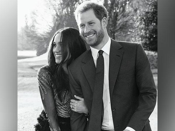 Prince Harry, Meghan Markle (Image Source: Instagram)
