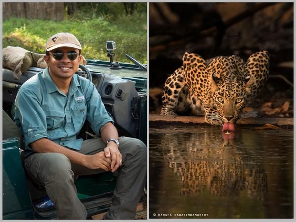 Harsha Narasimhamurthy - an award-winning Wildlife Photographer